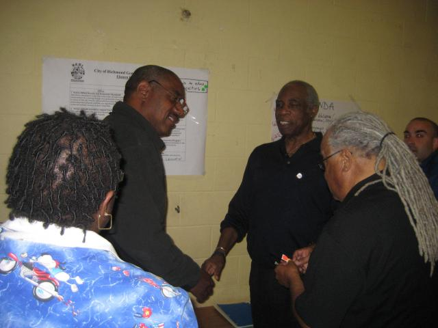 REDI GP LI 9-9-09 Richard Boyd+Art Hatchett+Rev. Lawson dot voting